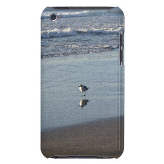 Sand Piper On The Beach Barely There iPod Covers