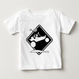 SAND RAIL AIR Caution Placard Baby T-Shirt