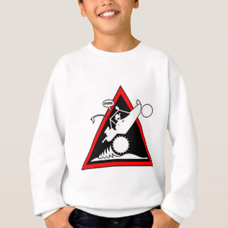 SAND RAIL WHEELIE Dangers Sweatshirt
