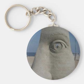 sand sculpture keychains