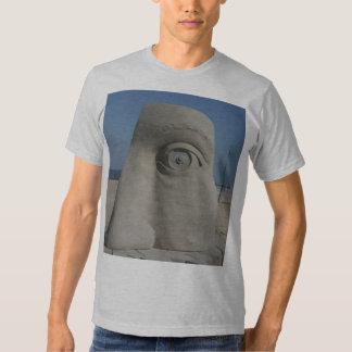 sand sculpture t-shirt