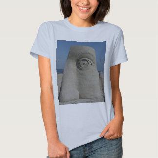 sand sculpture t-shirts