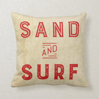 Sand & Surf Pillow