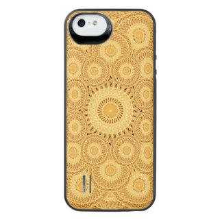 Sand Swirls Mandala iPhone SE/5/5s Battery Case