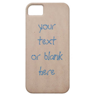 Sand Texture iPhone 5 Cover