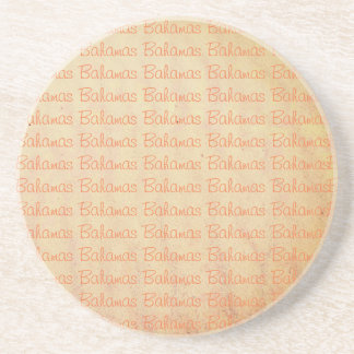 Sand Textured Background Coaster