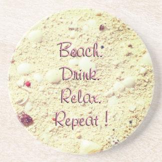 Sand Textured Coaster
