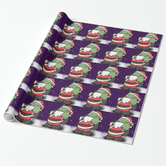 SandaDroid Wrapping Paper