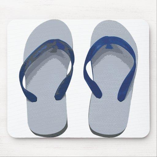 sandals mousepads