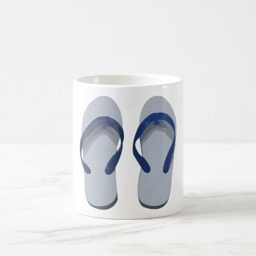 sandals mugs