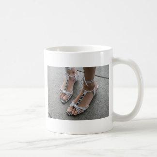 Sandals Basic White Mug