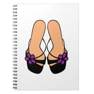 Sandals Note Book