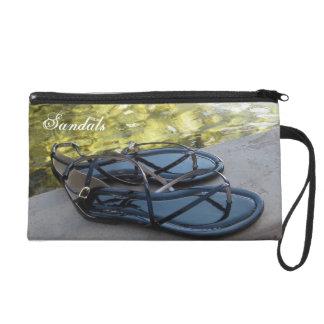 Sandals & Water Wristlet