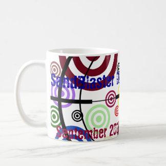 SandBlaster IV Official Mug