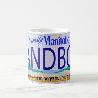 Sandbox License Mug