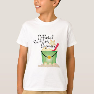 Sandcastle Engineer T-Shirt