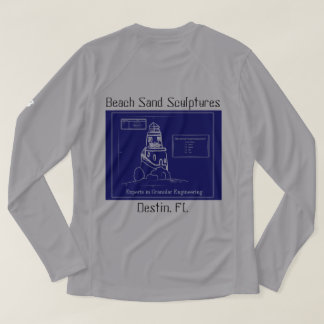 SandCastle Long-Sleeve T-Shirt Mens