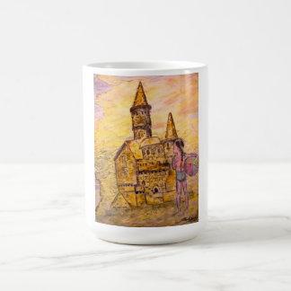 sandcastle mug