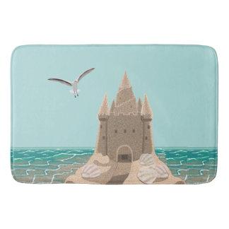 Sandcastle Seagull bathmat