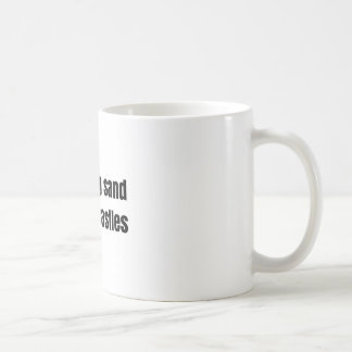 Sandcastle Writer's Mug