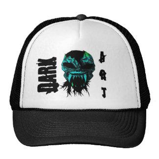 SandDevil Trucker Cap vDarkArtAquaDevil Trucker Hat