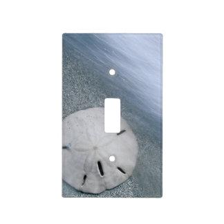 Sanddollar on Beach | Sanibel Island, Florida Light Switch Cover