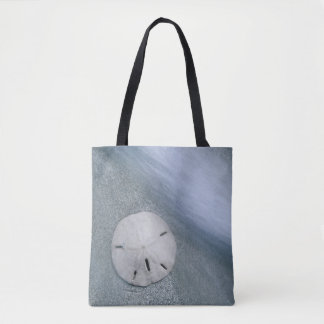 Sanddollar on Beach | Sanibel Island, Florida Tote Bag