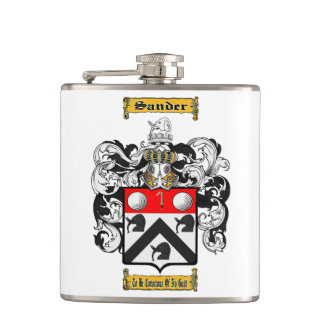 Sander (Irish) Hip Flask