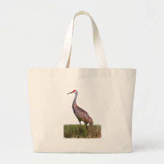 Sandhill Crane at the Pond Bag