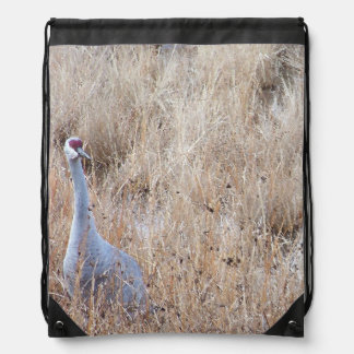 Sandhill Crane Birds Wildlife Animals Backpacks