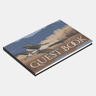 Sandhill Crane Birds Wildlife Animals Guest Book