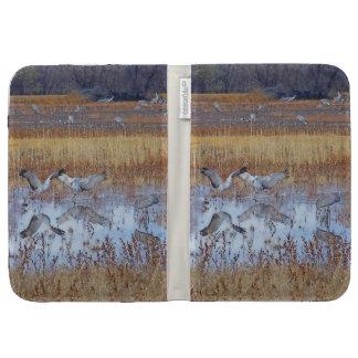 Sandhill Crane Birds Wildlife Animals Kindle Keyboard Covers