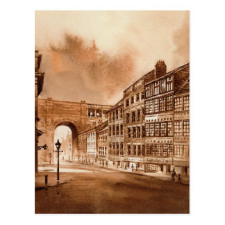Sandhill Newcastle upon Tyne Post Card