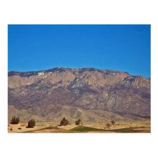 Sandia Mountain, Albuquerque New Mexico 2 Postcard