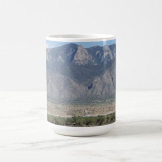 Sandia Mountains Bernalillo Image 1 Mug