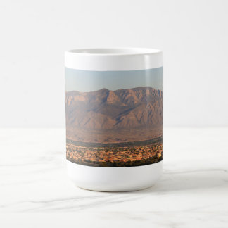Sandia Mountains Bernalillo Image 2 Mug