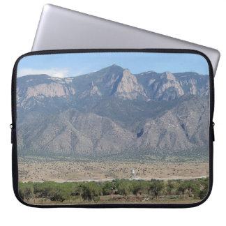 Sandia Mountains, Bernalillo, New Mexico Laptop Sleeve