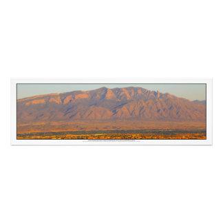 Sandia Mountains Bernalillo New Mexico Photo Print