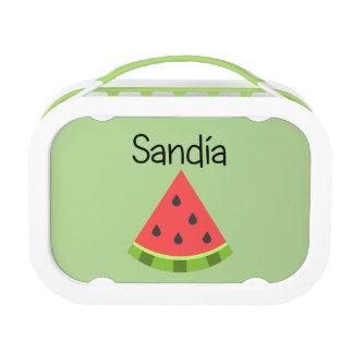 Sandia (Watermelon) Lunch Box