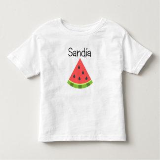 Sandia (Watermelon) Toddler T-shirt