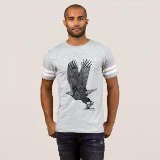 Sandie G Mens eagle t-shirt