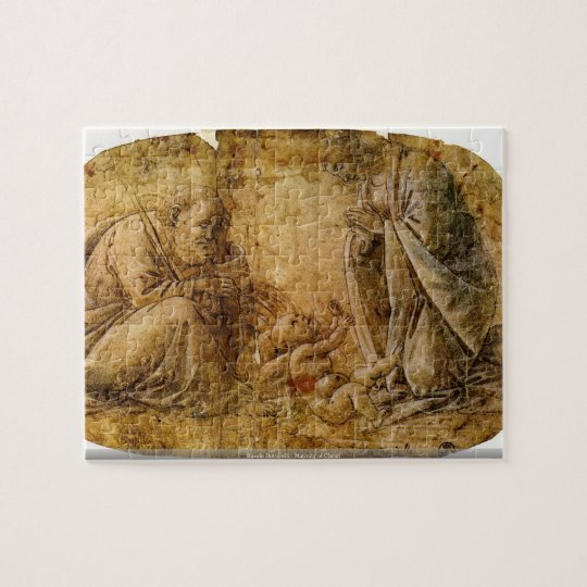 Sando Botticelli - Nativity of Christ Jigsaw Puzzle