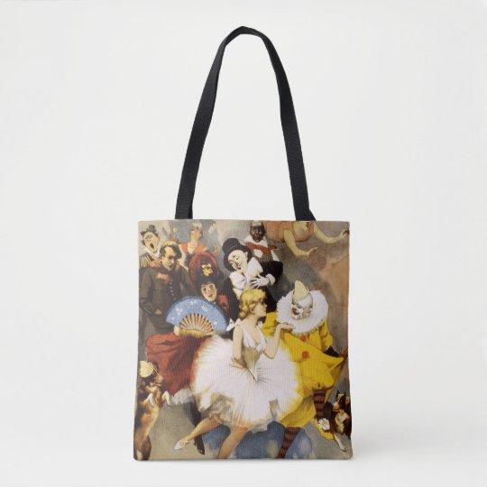 Sandow Trocadero Tote Bag