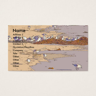 Sandpipers Digital Business Card