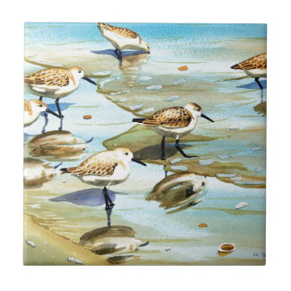 Sandpipers Tile