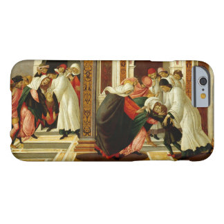 Sandro Botticelli - Last Miracle and the Death of Barely There iPhone 6 Case