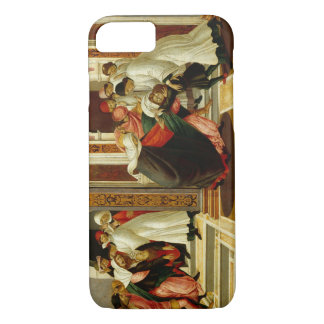 Sandro Botticelli - Last Miracle and the Death of iPhone 7 Case