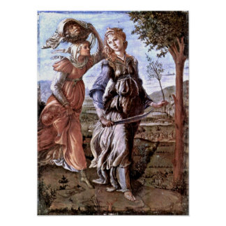 Sandro Botticelli - Return of Judith to Bethulia Poster