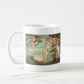 Sandro Botticelli The Birth Of Venus Coffee Mug