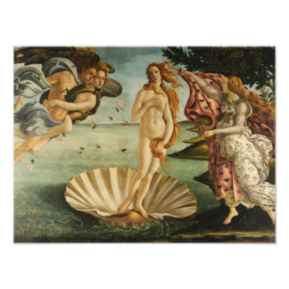 Sandro Botticelli - The Birth of Venus Photo Print